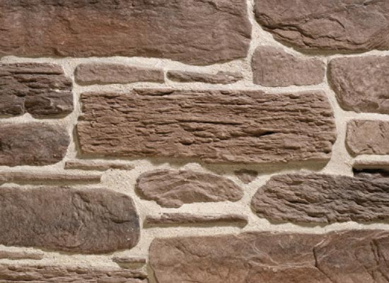 Reconstructed stone wall tiles MUROK SIERRA by Weser