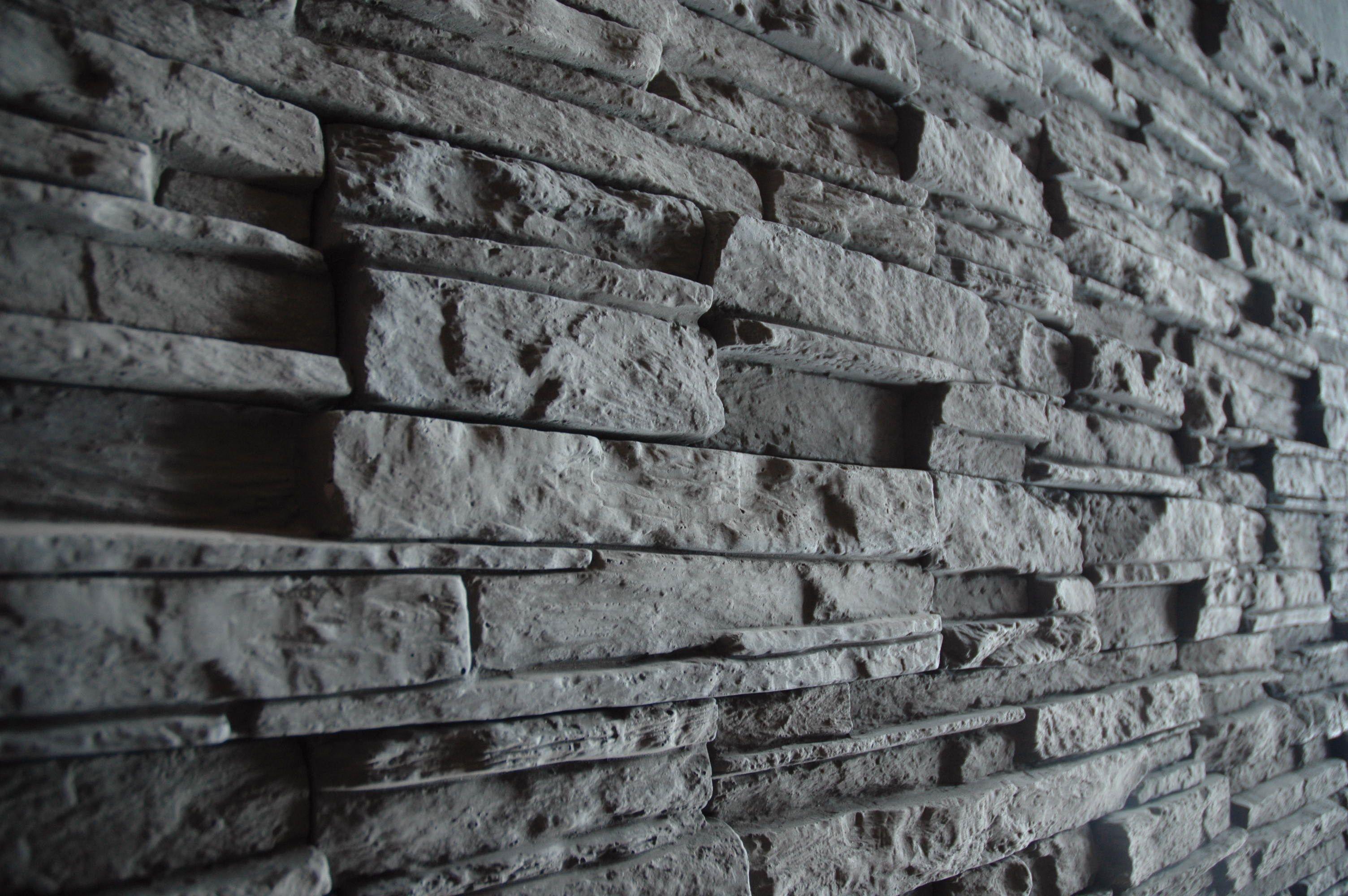revestimiento de pared de piedra reconstituida murok montana by weser