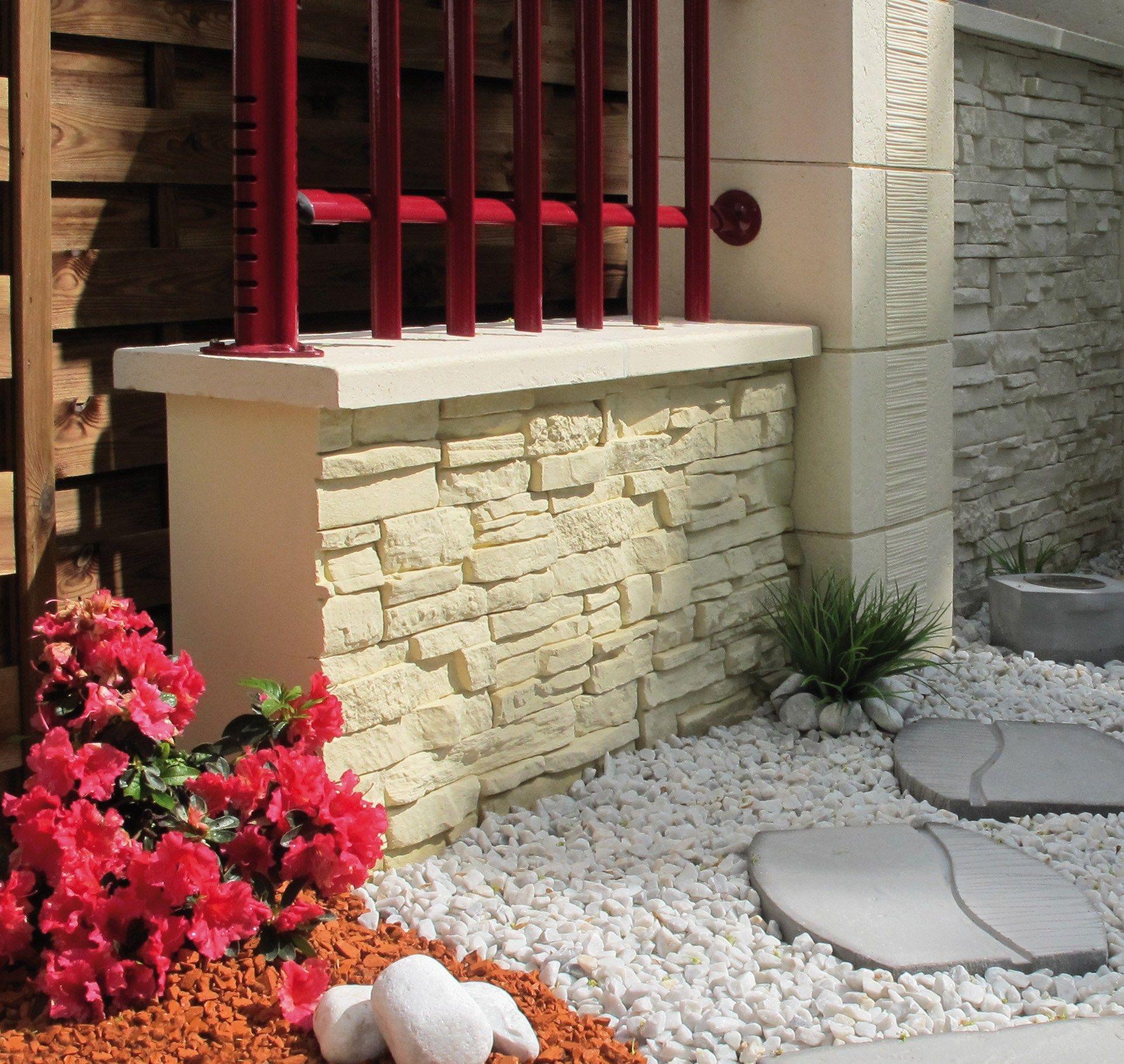 Revestimiento de pared imitaci n piedra atlas by weser dise o de ryck by weser - Revestimiento paredes imitacion piedra ...