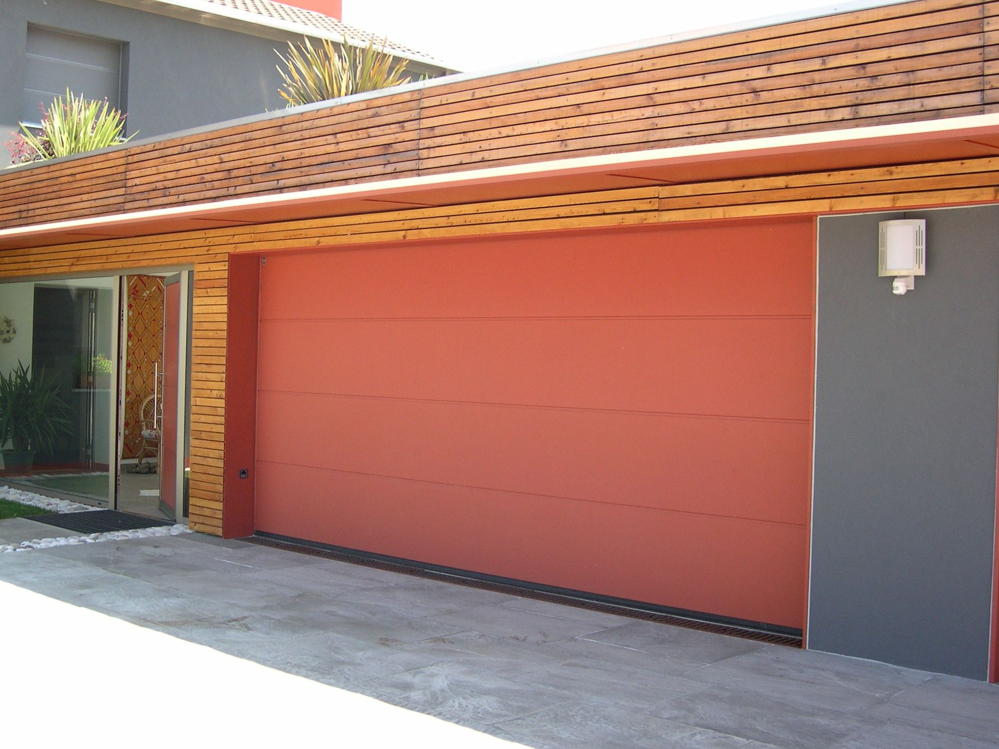 1536 #A36A28 Building Shell Entry Doors And Garage Doors Garage Doors pic Sectional Steel Garage Doors 35912048