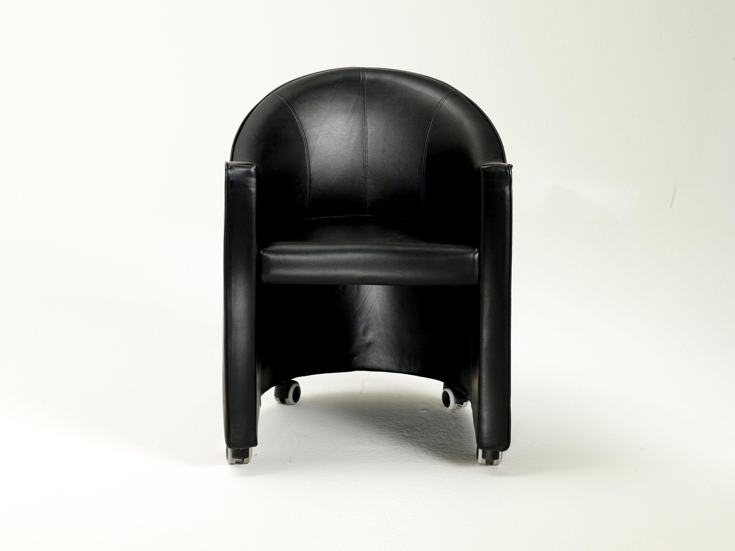 Palmito petit fauteuil by i 4 mariani design ammannati vitelli - Petit fauteuil en cuir ...