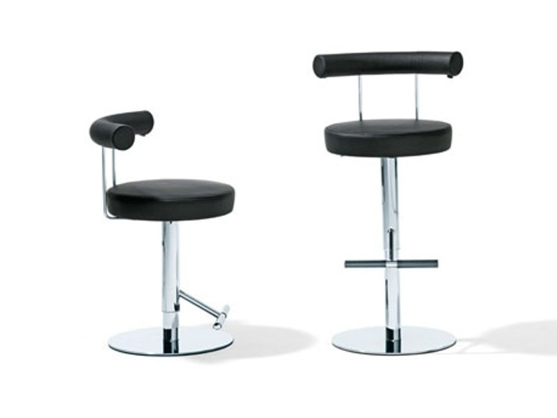 rst 38 sgabello by ronald schmitt. Black Bedroom Furniture Sets. Home Design Ideas