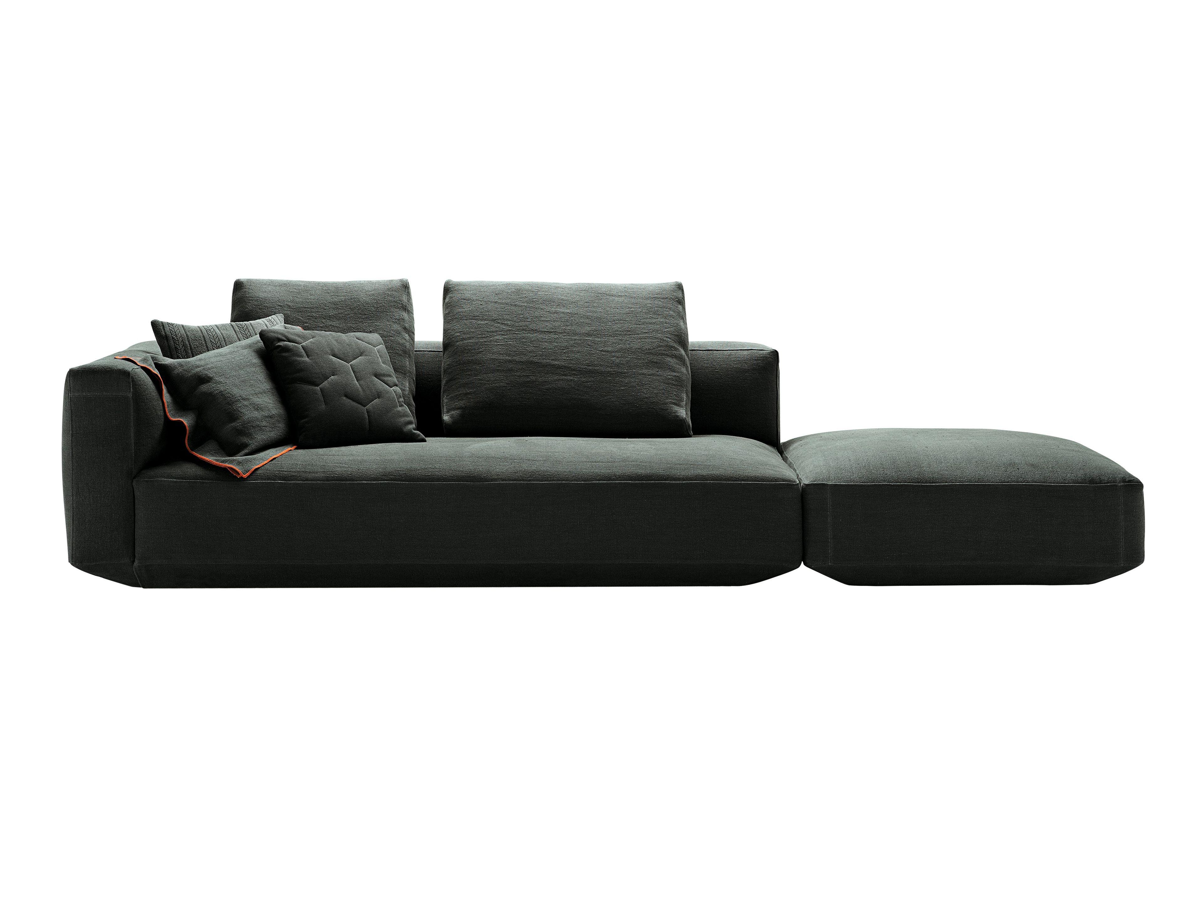 sectional sofa pianoalto by zanotta design ludovica. Black Bedroom Furniture Sets. Home Design Ideas