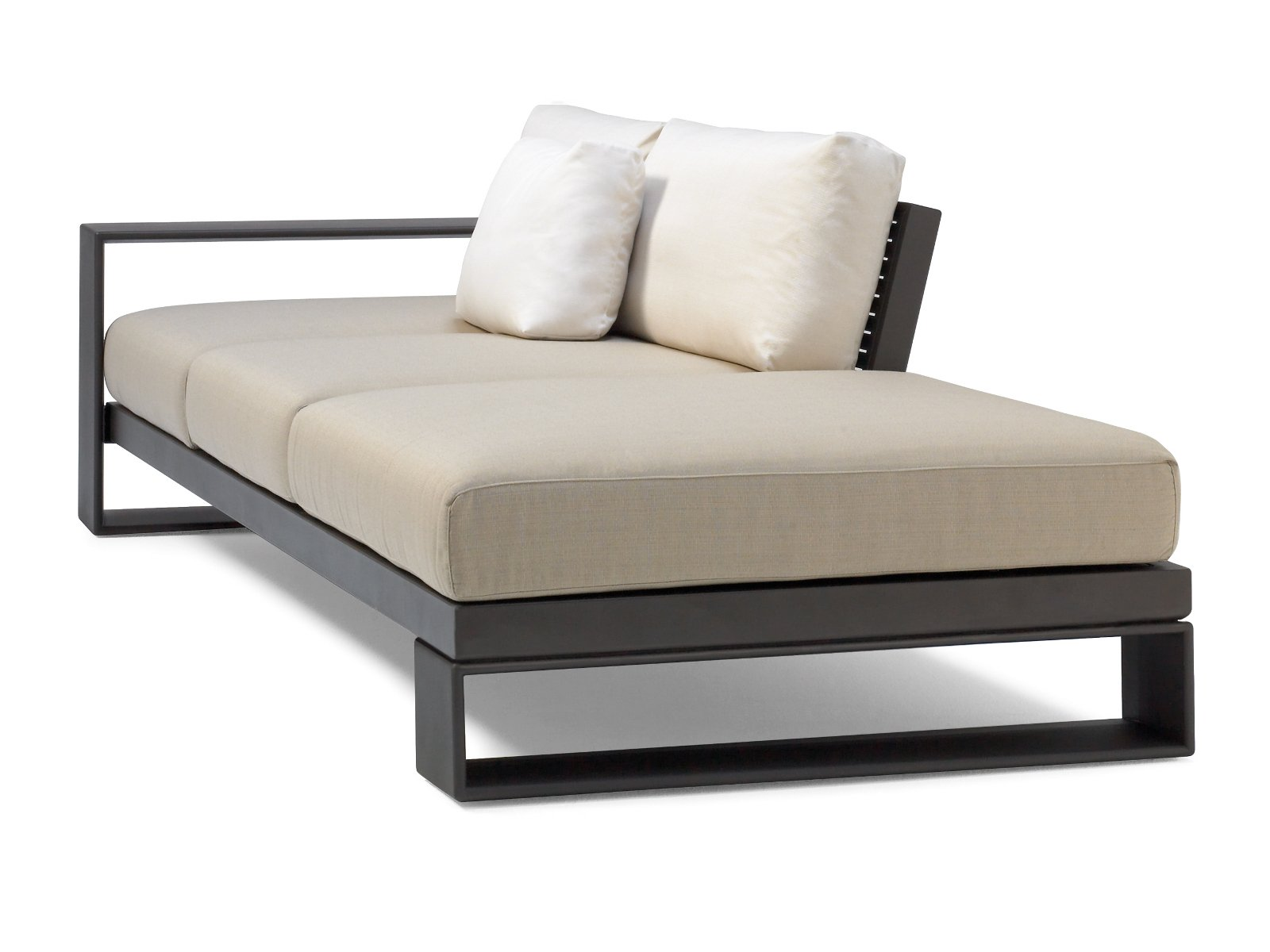 canap de jardin rembourr modulable collection landscape. Black Bedroom Furniture Sets. Home Design Ideas