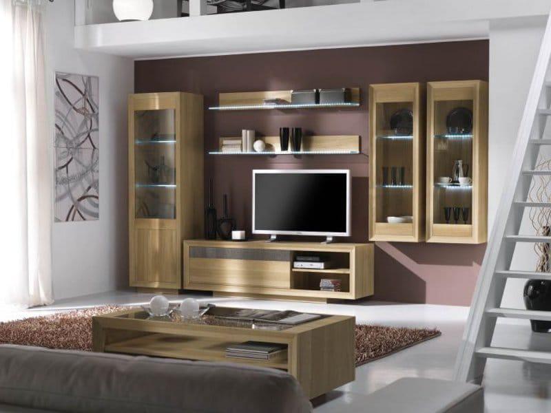 Parete Attrezzata Componibile ~ Idea del Concetto di Interior Design ...