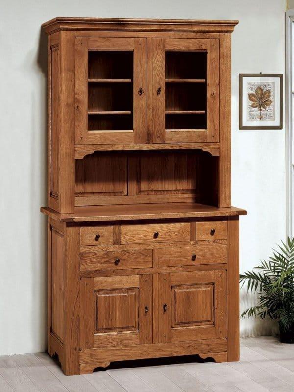 Ardeche alacena by domus arte - Alacena de madera ...