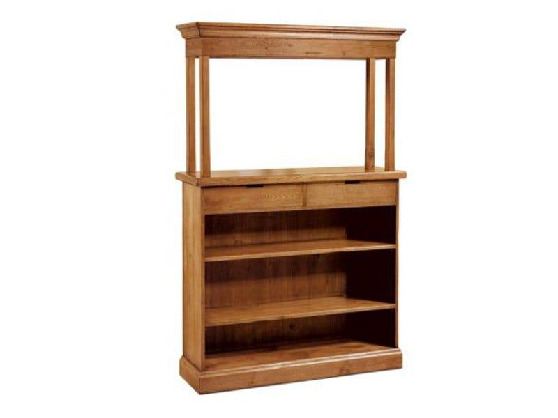 Mueble bar de madera GIRONDE  Mueble bar  Domus Arte