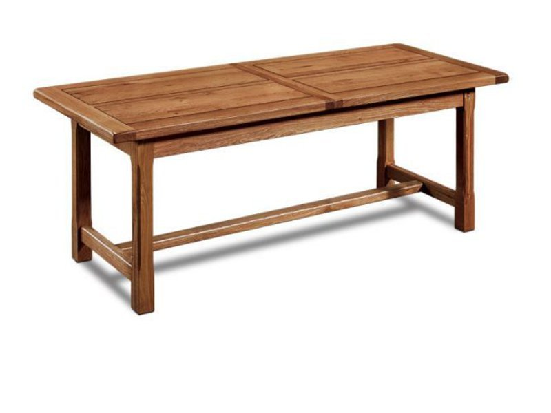 TABLE EXTENSIBLE EN BOIS COLLECTION FERME BY DOMUS ARTE