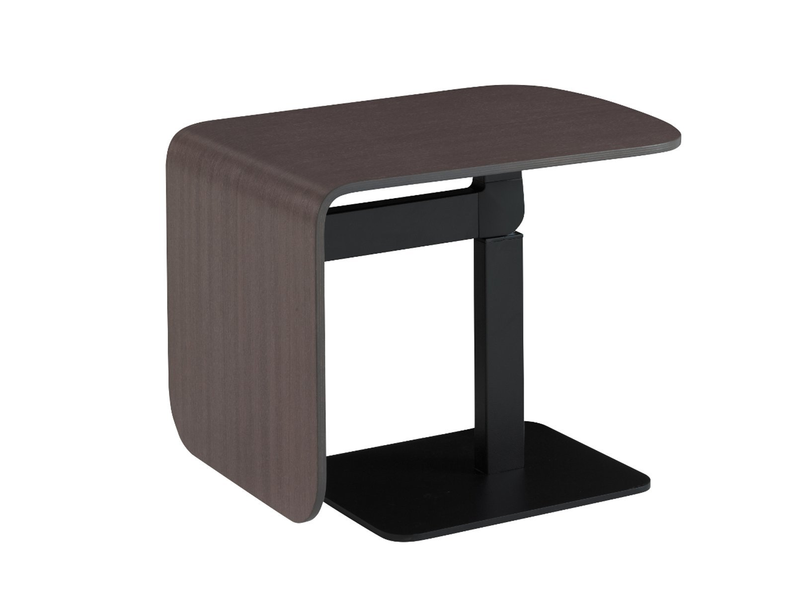 Height Adjustable Coffee Table Black Bird By Roset Italia Design Pierre Favresse
