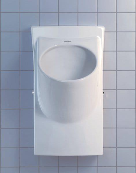 urinoir suspendue en c ramique architec dry collection architec by duravit italia design frank. Black Bedroom Furniture Sets. Home Design Ideas