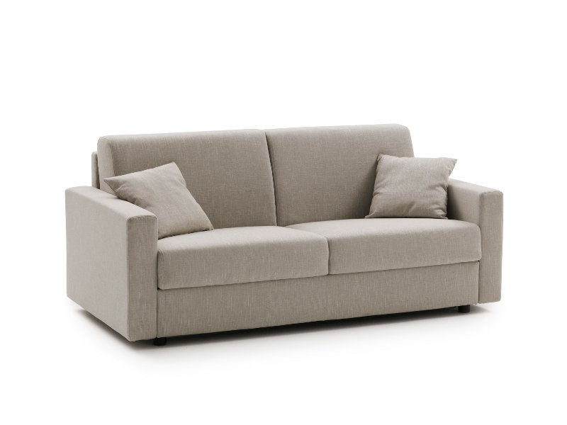 SOFA BED WITH ELECTRIC MOTION LAMPO MOTION BY MILANO