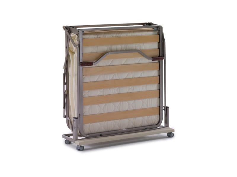 Letto pieghevole singolo paul by milano bedding design - Letto richiudibile ...