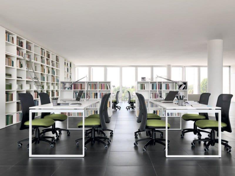 WORKING Multiple Office Workstation By Zalf Design Edoardo