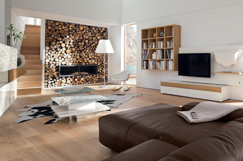 Mueble modular de pared composable con soporte para tv neo - Mueble soporte tv ...