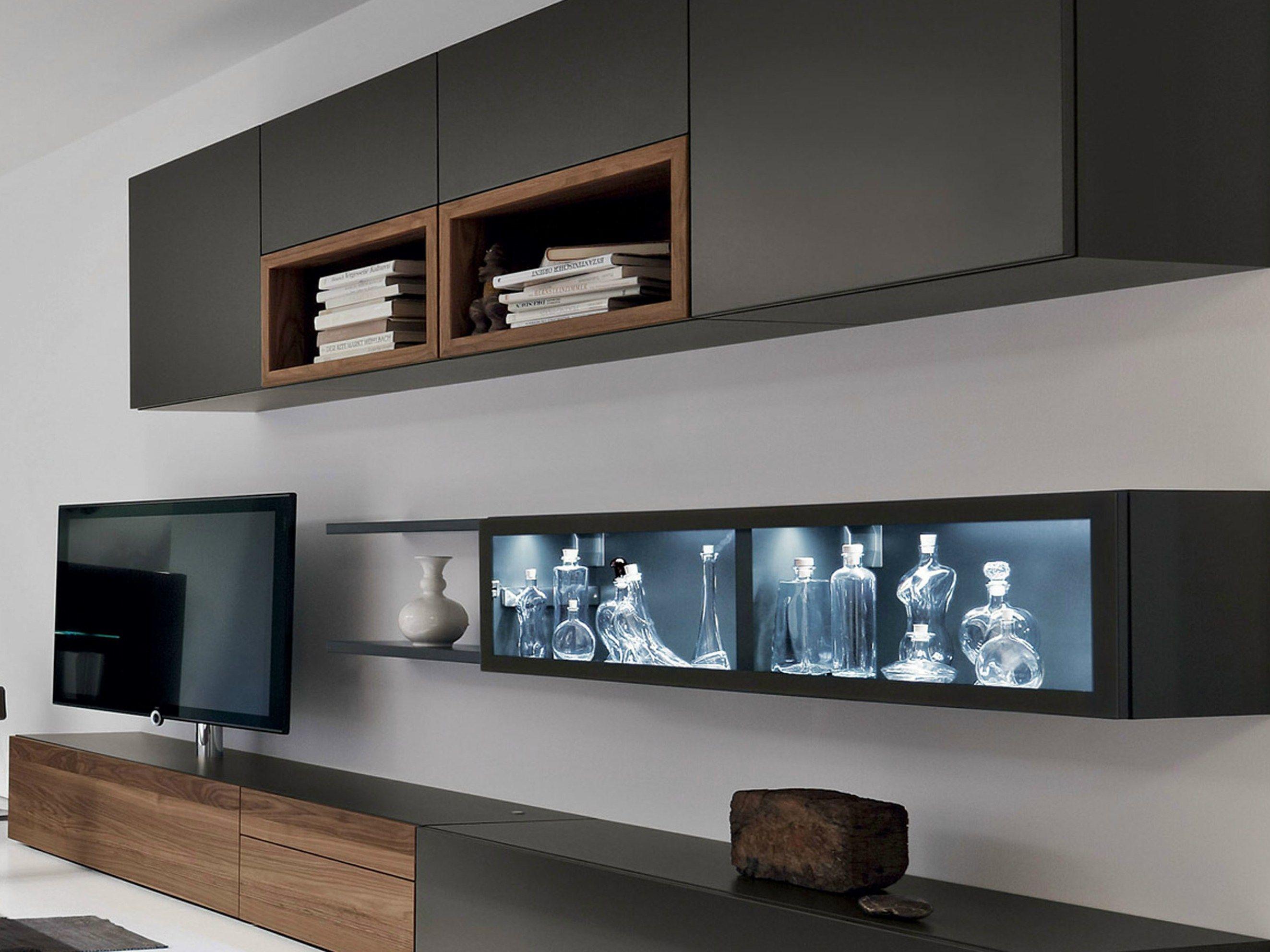 NEO TV- Wohnwand by Hülsta-Werke Hüls