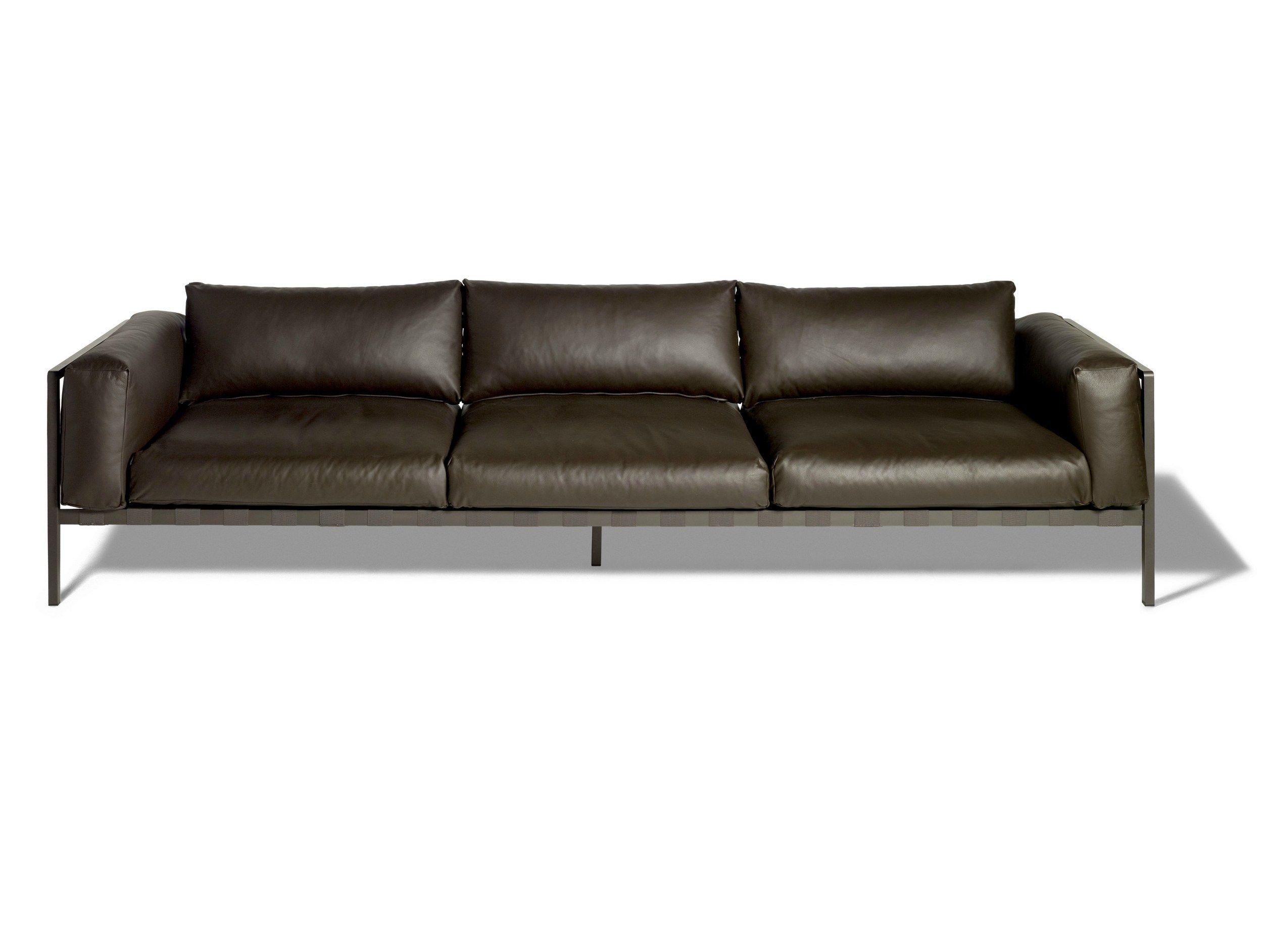 Natal alu sofa canap de jardin by trib design studio segers for Sofa jardin