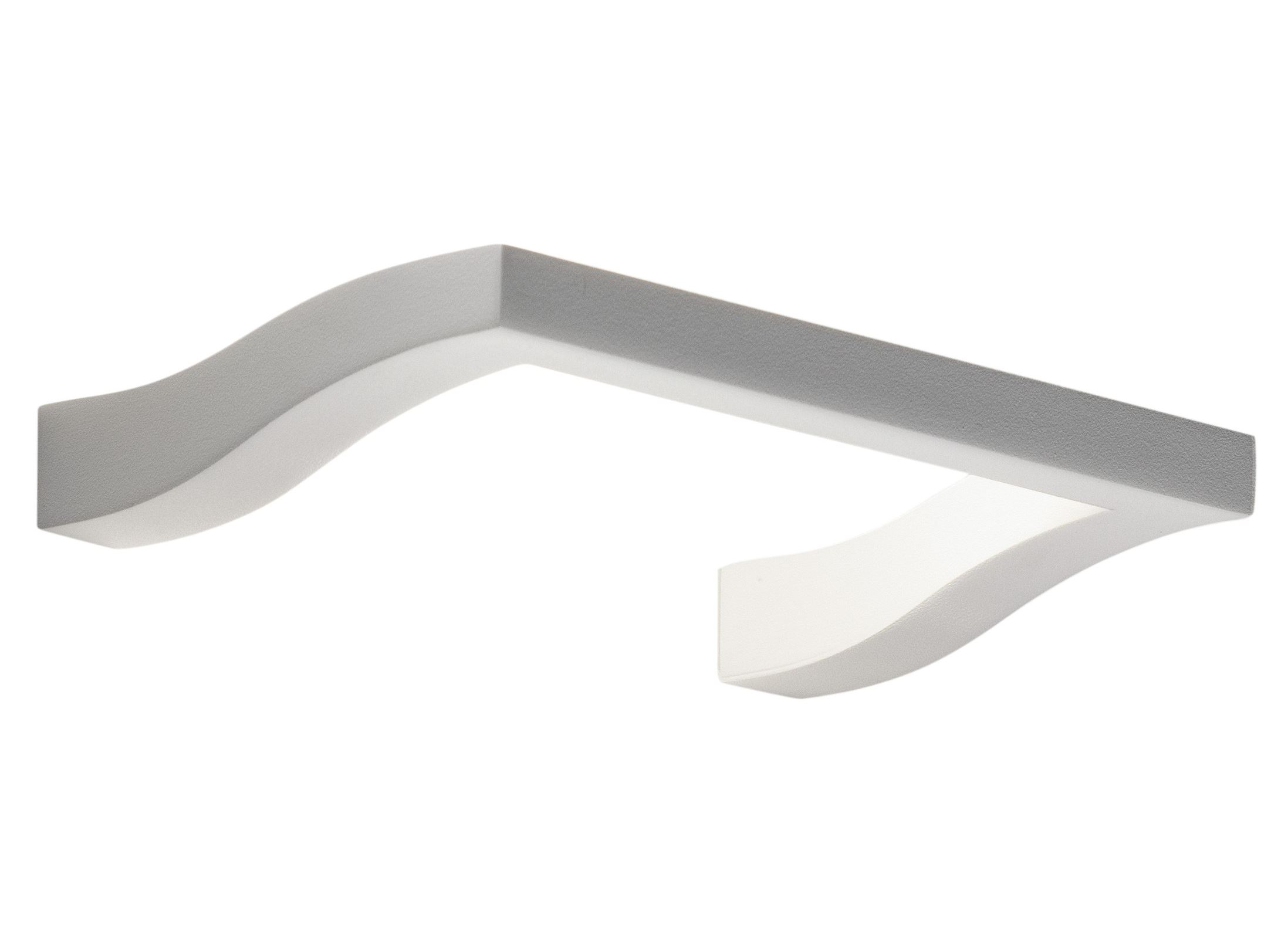 Lampade esterno parete: elamps   smart applique grigio categoria ...