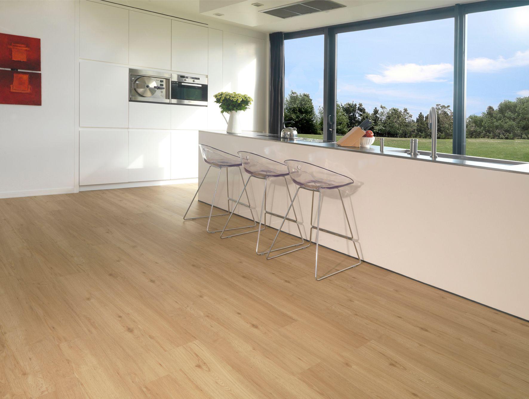 Pavimento vinilico lvt berryalloc pureloc pro by woodco - Pavimento galleggiante per interni ...