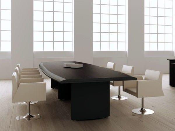 arco table de r union by mascagni design lucci orlandini. Black Bedroom Furniture Sets. Home Design Ideas