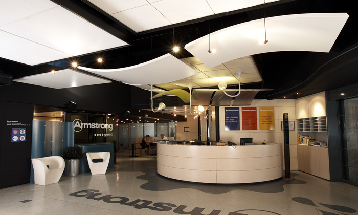 Acoustic Ceiling Clouds Orcal Canopy By Armstrong