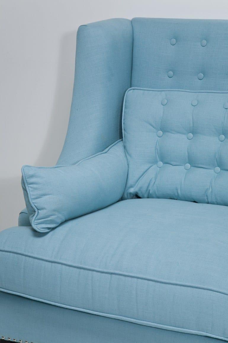 canap capitonn en tissu vegas canap 2 places. Black Bedroom Furniture Sets. Home Design Ideas