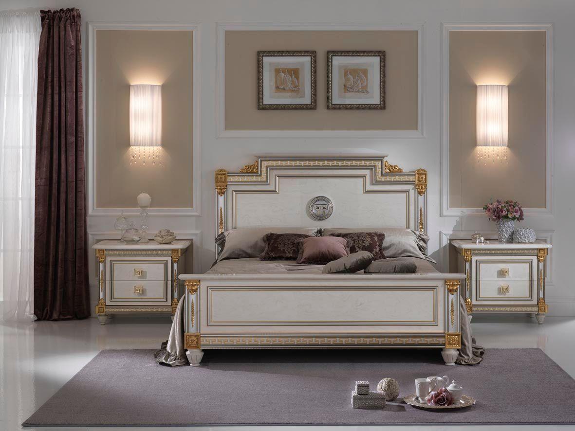 liberty bett by arredoclassic. Black Bedroom Furniture Sets. Home Design Ideas