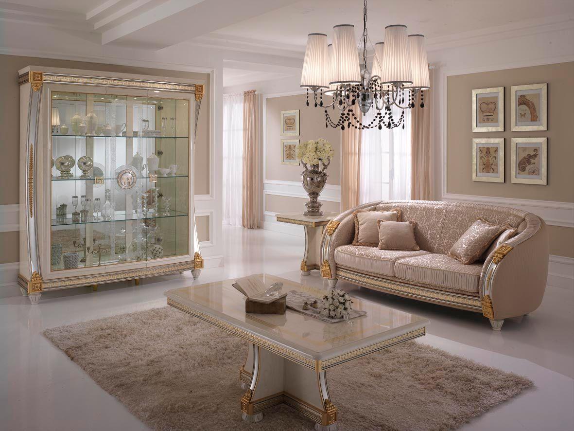 Liberty tavolino da caff by arredoclassic for Zara home salle de bain