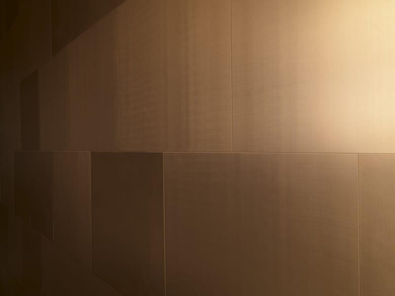 Revestimiento de pared de metal para interior metallia by - Revestimiento de pared interior ...