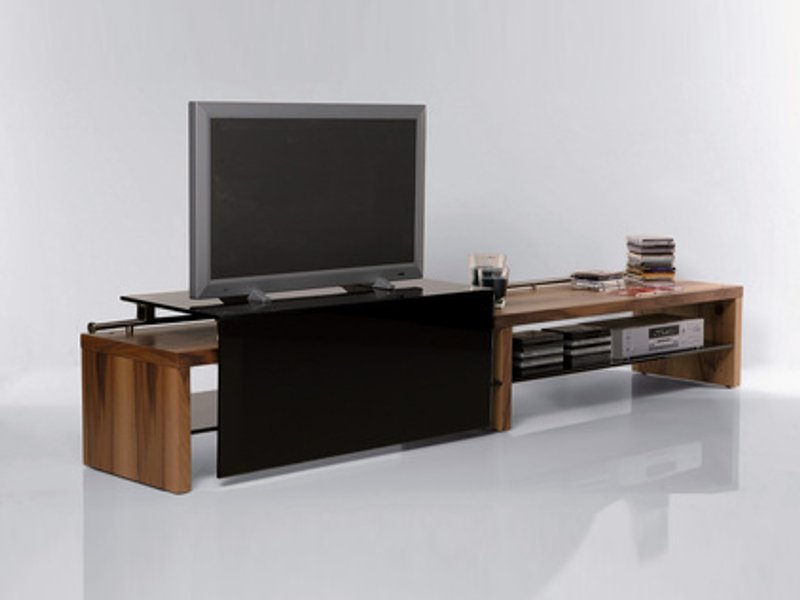 LOW TV CABINET CARLETTO BY KAREDESIGN -> Low Sideboard Tv Cabinet
