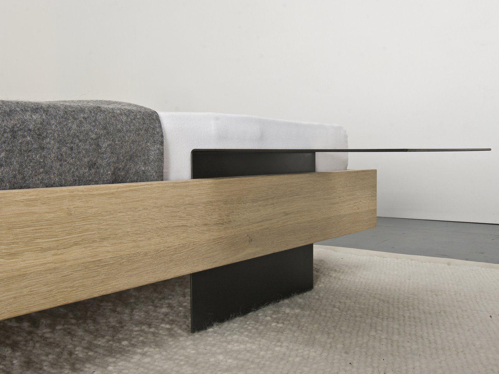 solid wood sofa bed iku by sanktjohanser design matthias