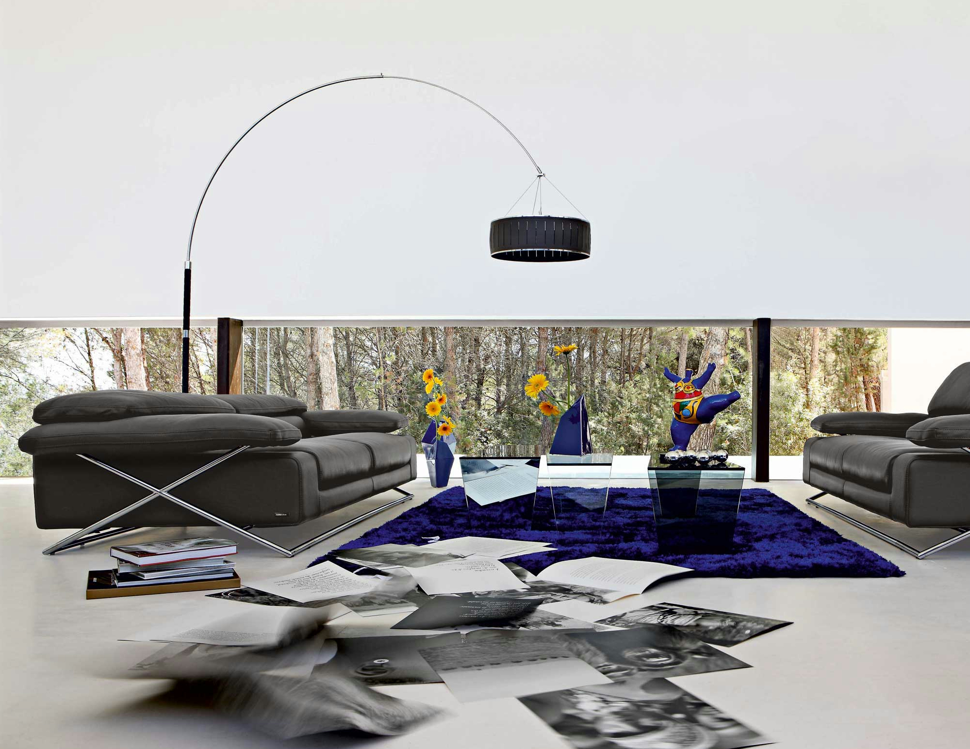 tarmac canap by roche bobois design studio memo. Black Bedroom Furniture Sets. Home Design Ideas