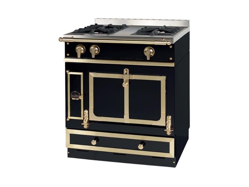 Cucina a libera installazione in acciaio inox castel 75 - Cucine a libera installazione ...