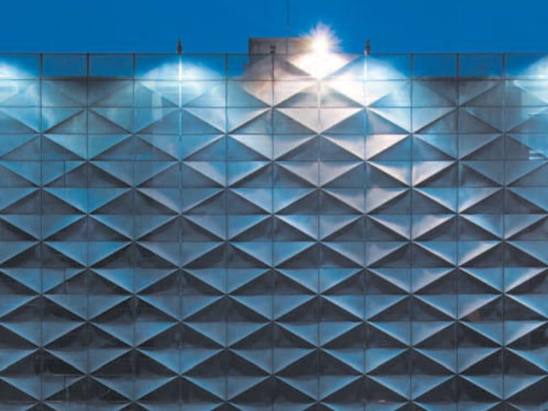 Sistema para fachada contin a by italfim - Revestimientos de fachadas ...