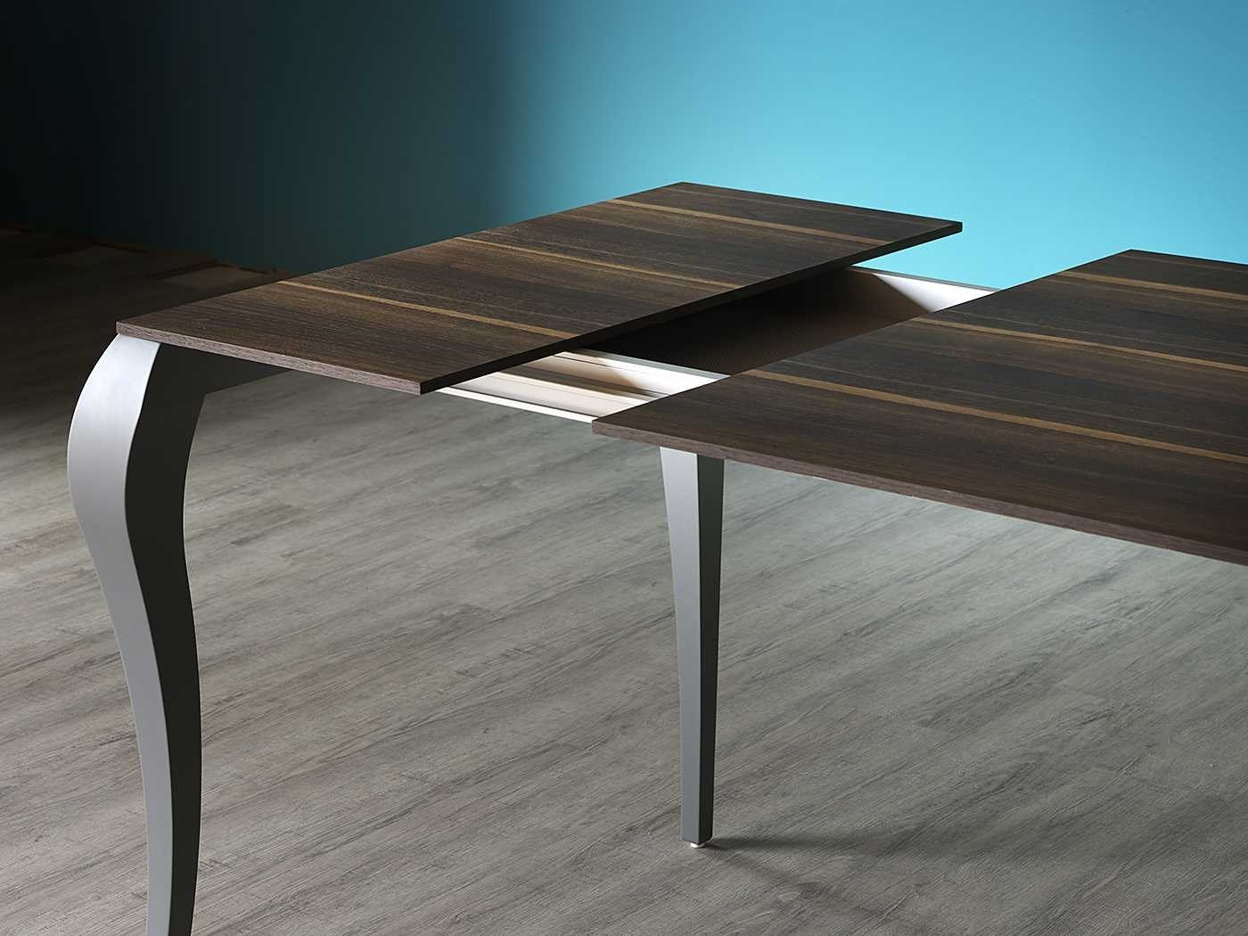 rectangular table ghost by miniforms -