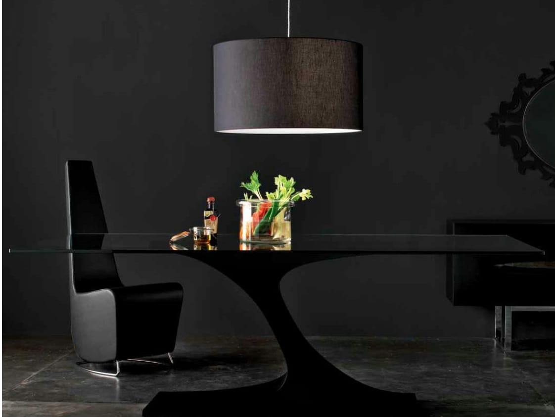 Tavolo Moderno Rettangolare Artu Miniforms : Tavolo da pranzo rettangolare in acciaio seventy by