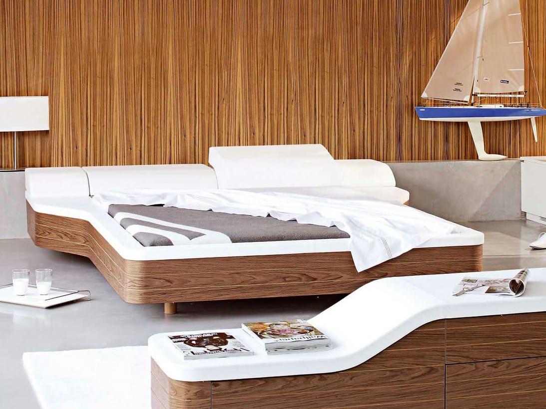 elegant minimalist and contemporary bedroom design from roche bobois - Roche Bobois Bedroom Furniture
