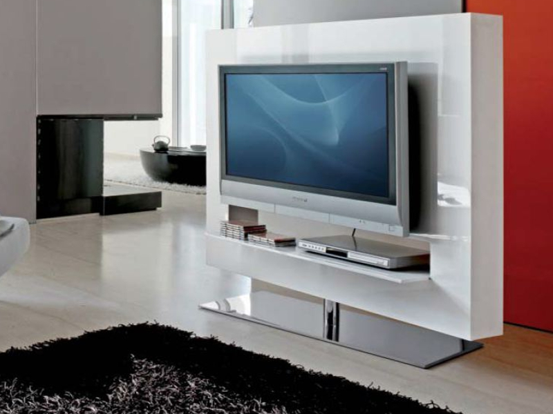 meuble tv pivotant avec les meilleures collections d 39 images. Black Bedroom Furniture Sets. Home Design Ideas