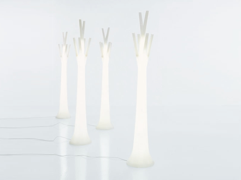Floor Lamp Coat Rack Tree Light By Bonaldo Design
