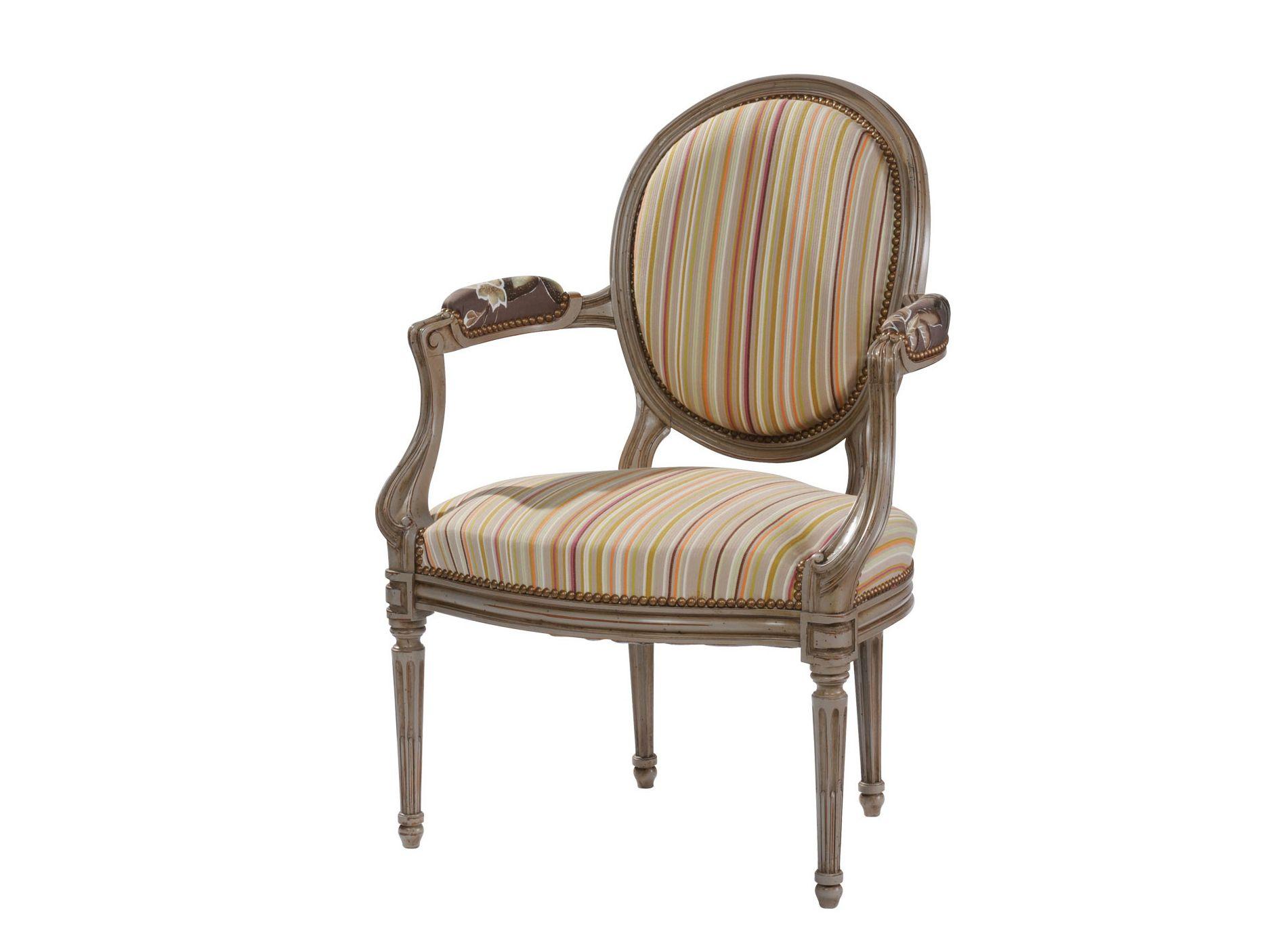 fauteuil m daillon rembourr grisel collection nouveaux. Black Bedroom Furniture Sets. Home Design Ideas