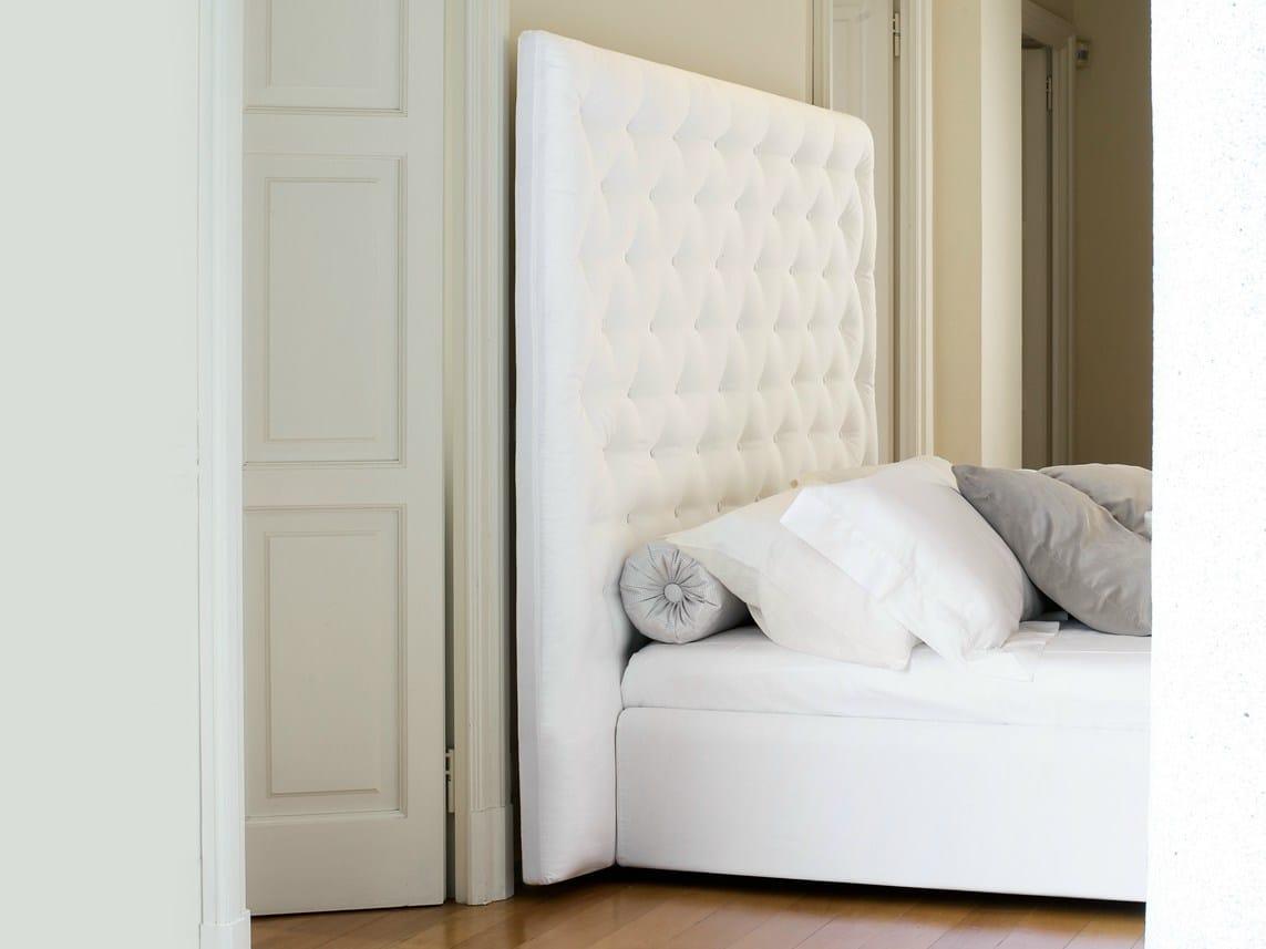 Doppelbett Mit Hohem Kopfteil WING By Bonaldo Design Peter