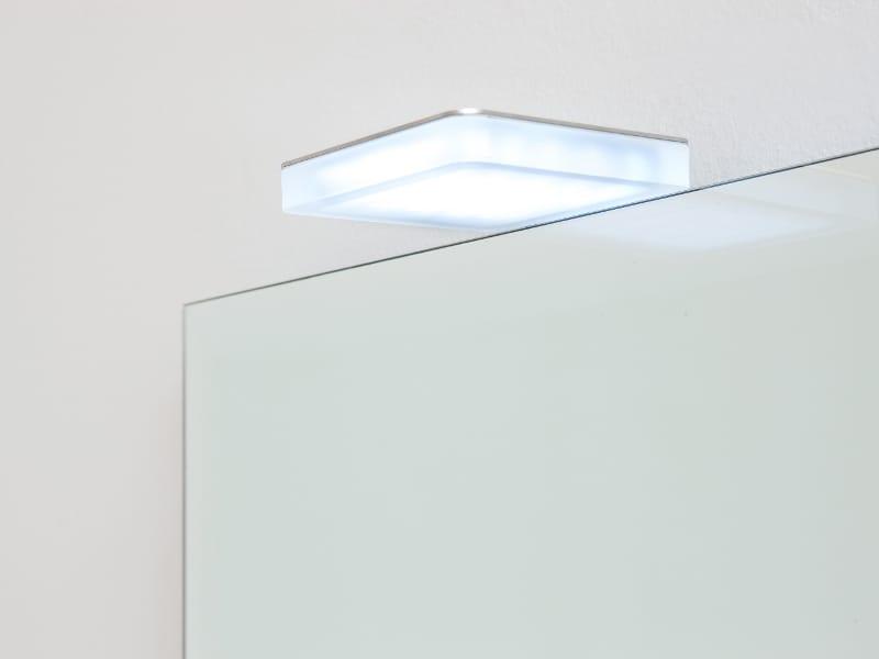 Applique pour salle de bain led toast by regia design bruna rapisarda - Applique salle de bain led ...