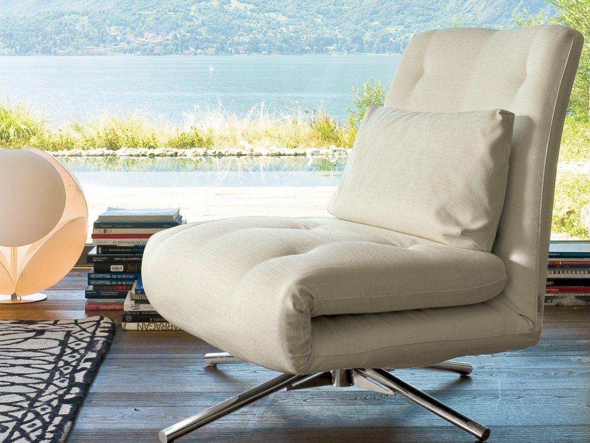 gepolsterter schlafsessel benny by bonaldo design pier. Black Bedroom Furniture Sets. Home Design Ideas