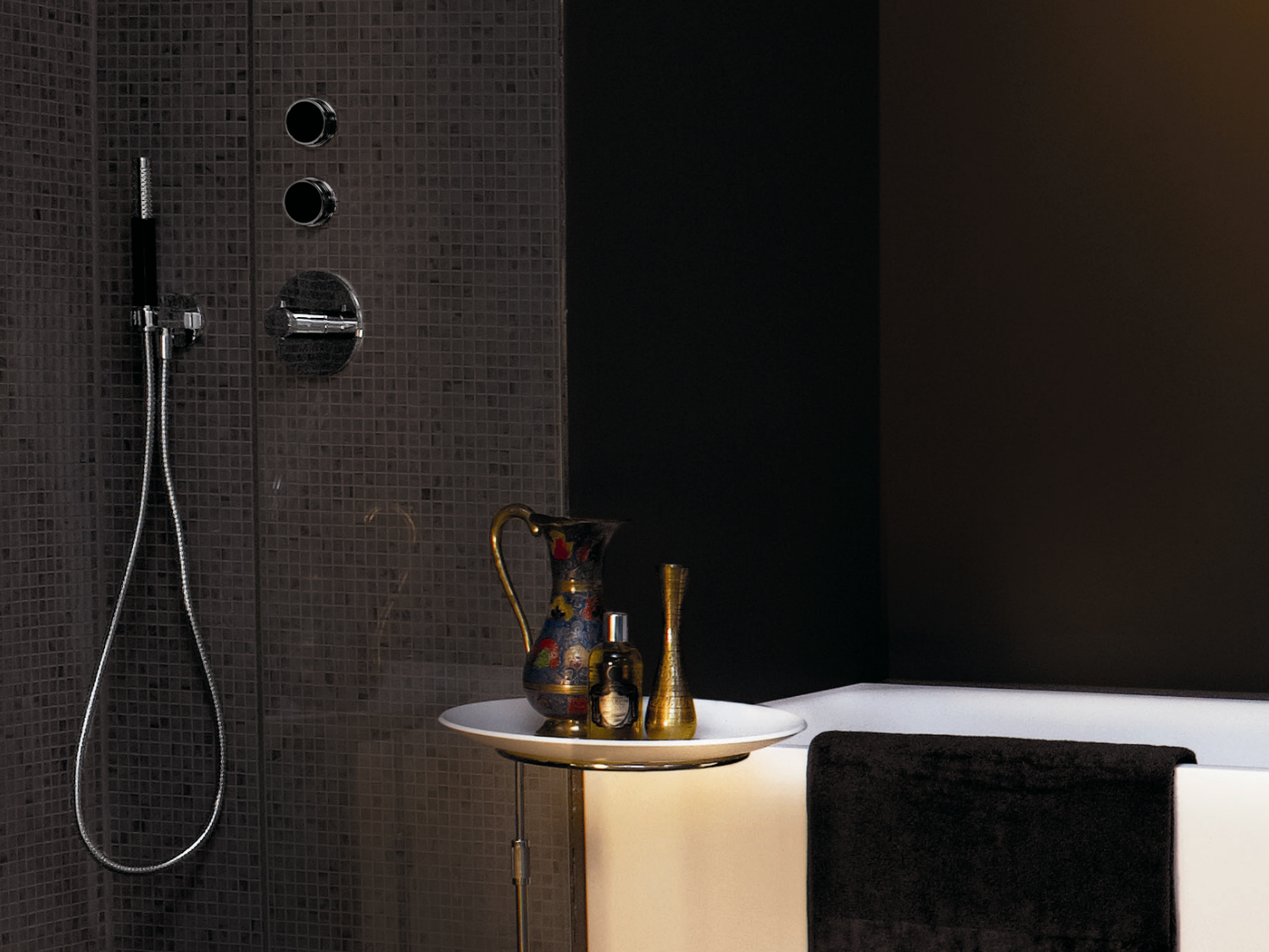 Zucchetti Bathroom Fixtures savoir   shower mixerzucchetti design matteo thun, antonio