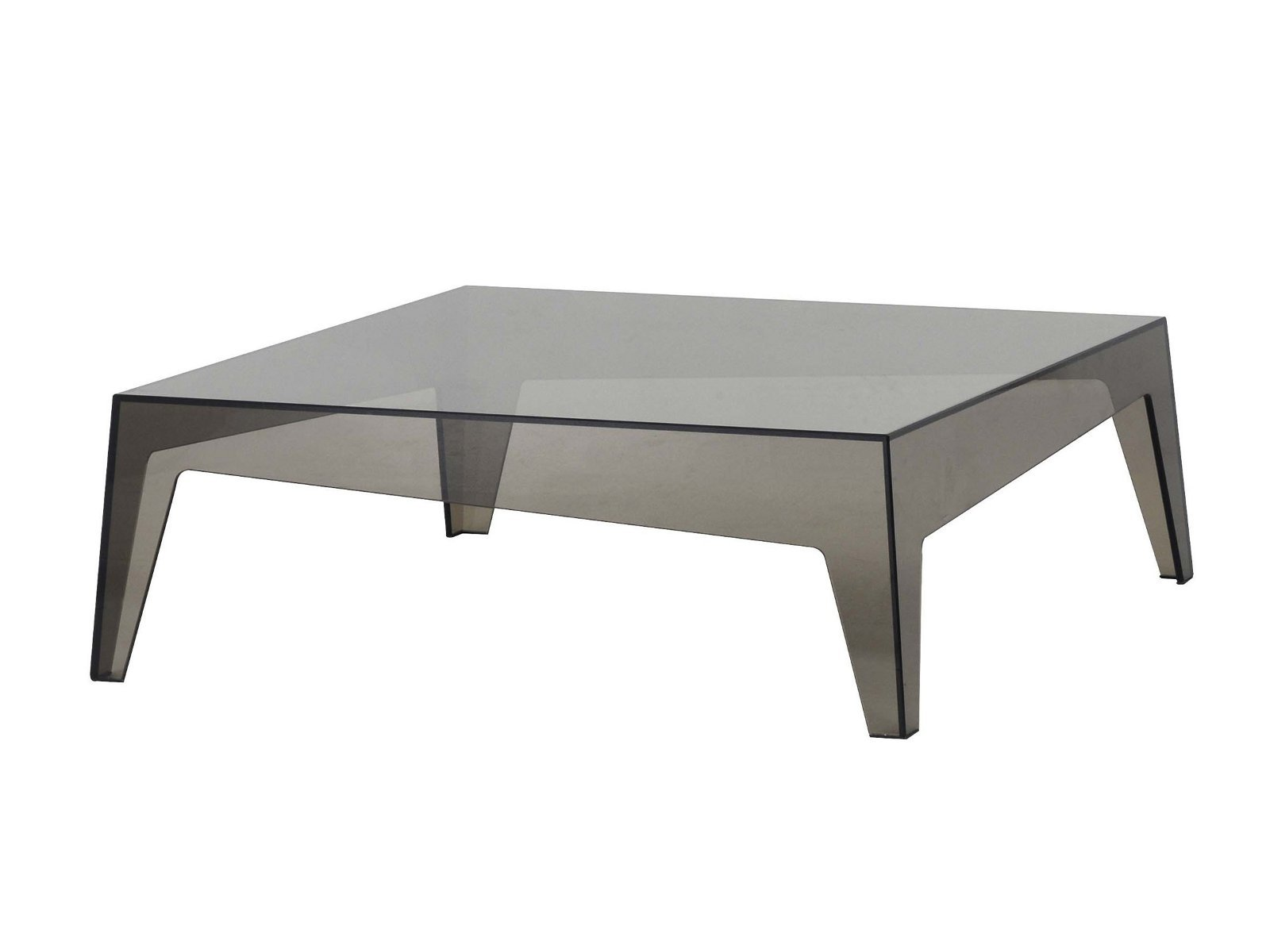 Glass coffee table milano les contemporains collection by roche bobois Roche bobois coffee table