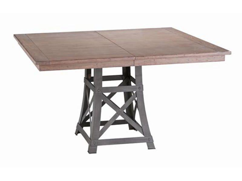 Table rectangulaire en placage de bois maxime collection nouveaux classiques - Canape littoral roche bobois ...