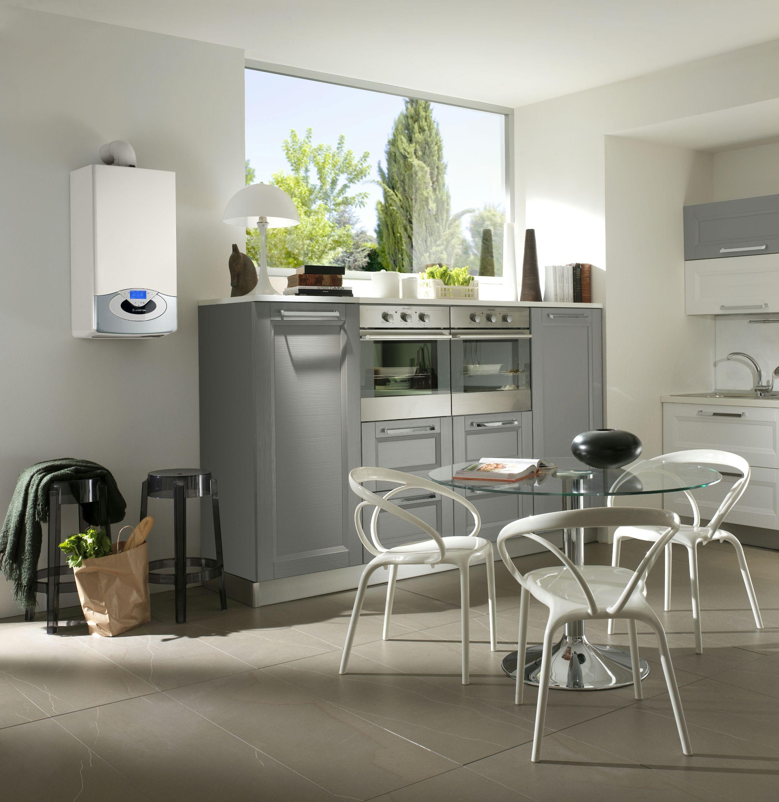 chaudi re condensation genus premium evo by ariston thermo. Black Bedroom Furniture Sets. Home Design Ideas