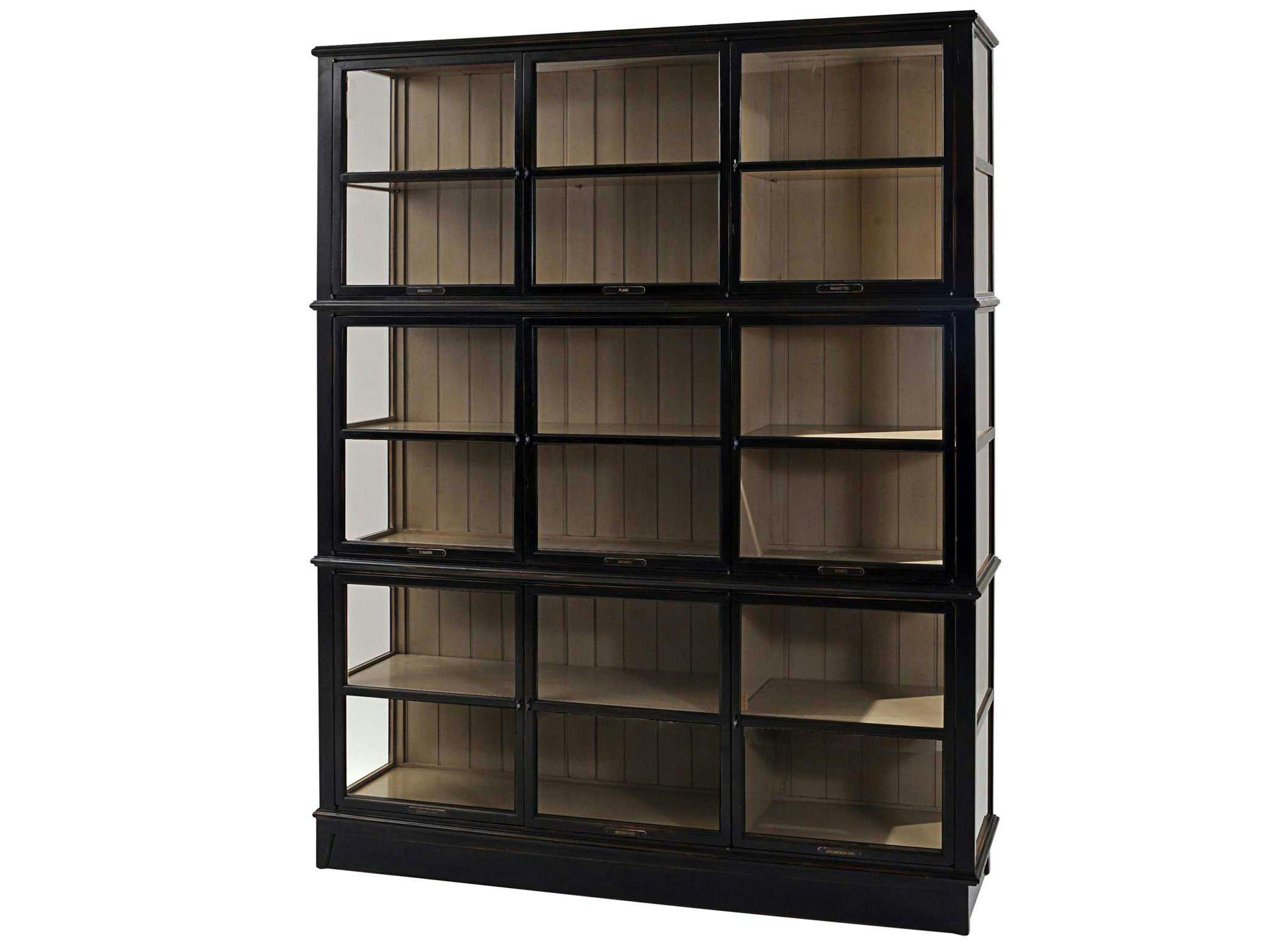 vitrine en cerisier architecte vitrine en cerisier roche bobois. Black Bedroom Furniture Sets. Home Design Ideas