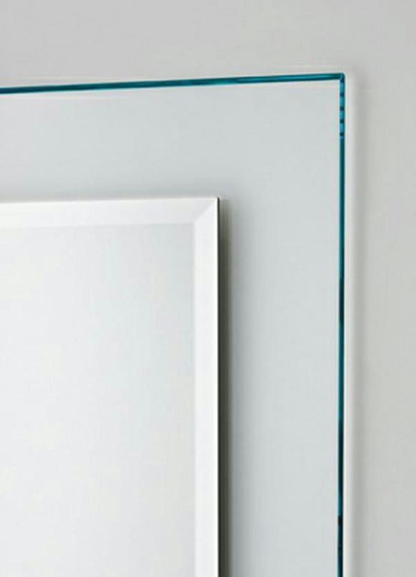 Specchio Quadrato Allure By Gallotti Radice