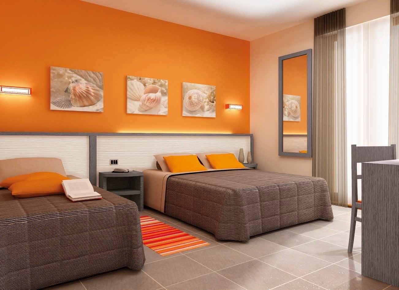 Arredamento per residence in stile moderno fashion for Contract arredamento