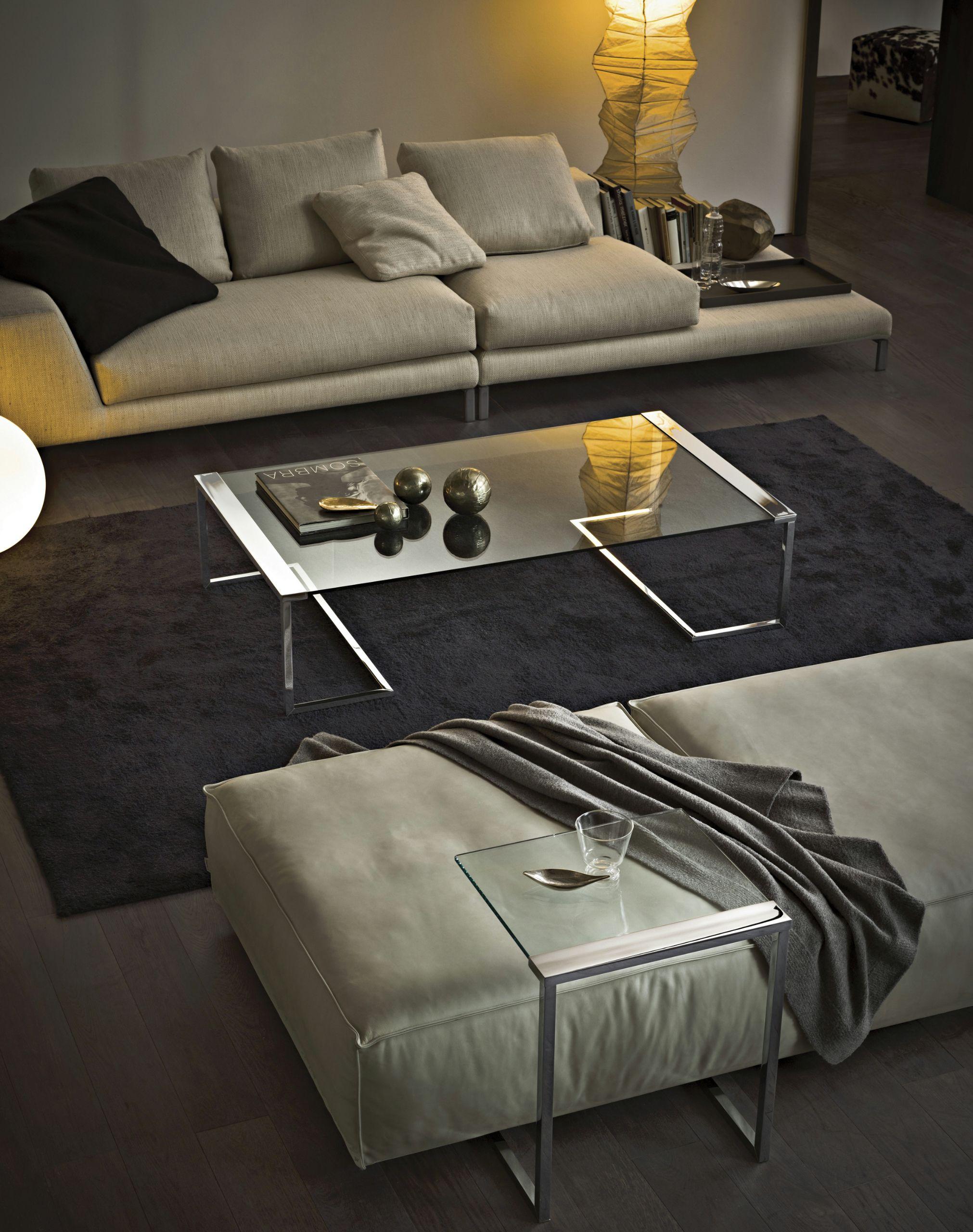 sir t32 rectangular coffee table by gallotti radice. Black Bedroom Furniture Sets. Home Design Ideas